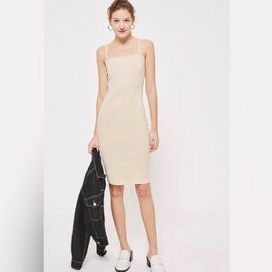 Bodycon dress from Topshop new with tags boho size